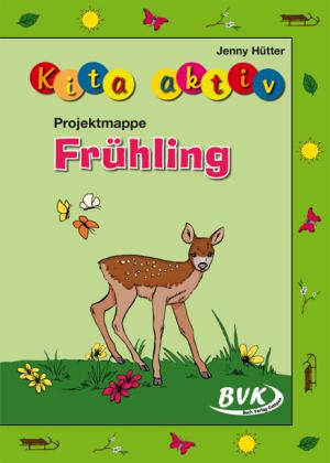 Kita aktiv 'Projektmappe Frühling'