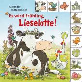 Es wird Frühling, Lieselotte Cover