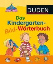 Das Kindergarten-Bild-Wörterbuch Cover