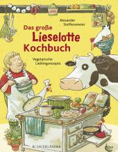 Das große Lieselotte-Kochbuch Cover