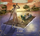 Huckleberry Finn, 3 Audio-CDs Cover