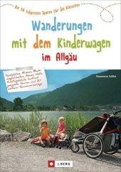 Wanderungen mit dem Kinderwagen Allgäu Cover