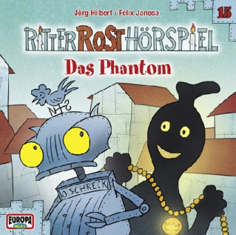 Ritter Rost - Das Phantom, 1 Audio-CD