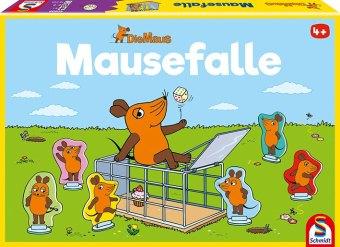 Die Sendung mit der Maus, Mausefalle (Kinderspiel)