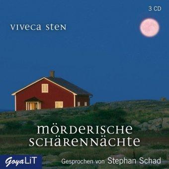 Mörderische Schärennächte, 3 Audio-CDs