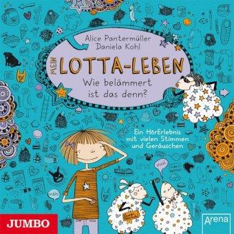Mein Lotta-Leben, Wie belämmert ist das denn?, Audio-CD