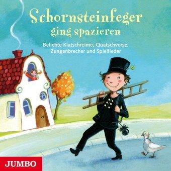 Schornsteinfeger ging spazieren, Audio-CD
