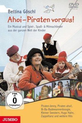 Ahoi - Piraten voraus!, DVD