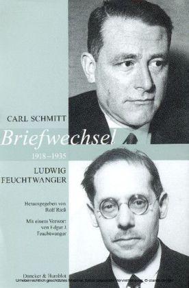 Briefwechsel 1918-1935.