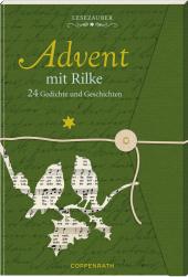 Advent mit Rilke, Briefbuch zum Aufschneiden