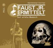 Faust jr. ermittelt - Der erste Mensch, 1 Audio-CD