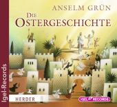 Die Ostergeschichte, 1 Audio-CD Cover