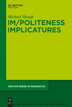 Im/Politeness Implicatures