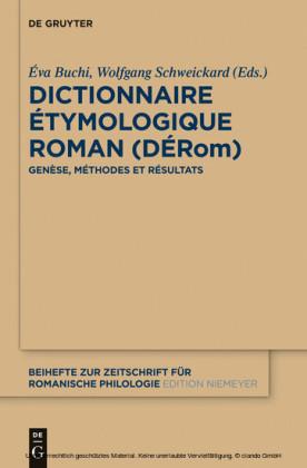 Dictionnaire Étymologique Roman (DÉRom)