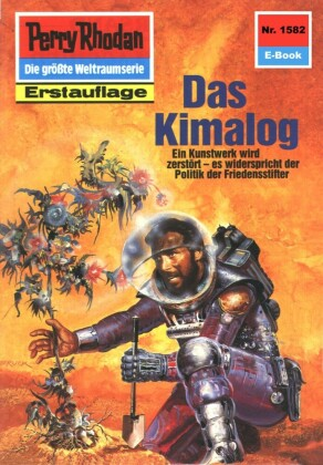 Perry Rhodan 1582: Das Kimalog