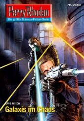 Perry Rhodan 2683: Galaxis im Chaos (Heftroman)