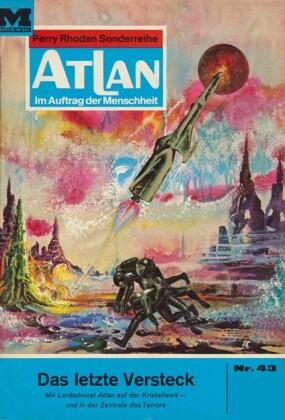 Atlan 43: Das letzte Versteck