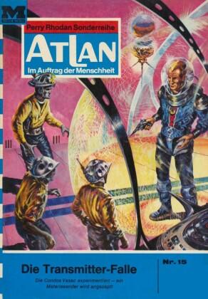 Atlan - Die Transmitterfalle