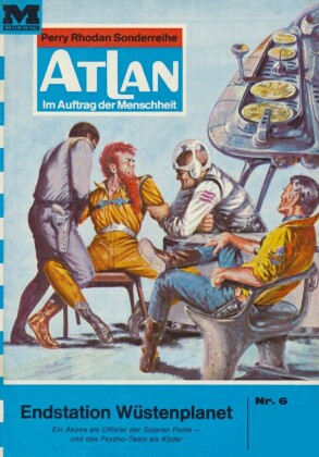 Atlan 6: Endstation Wüstenplanet