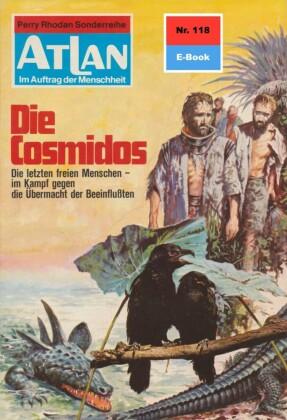 Atlan 118: Die Cosmidos
