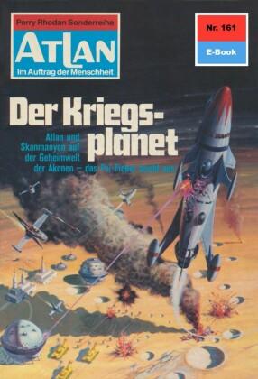 Atlan 161: Der Kriegsplanet