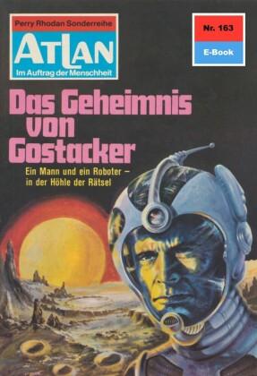 Atlan - Das Geheimnis von Gostacker