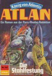 Atlan 347: Die Stahlfestung
