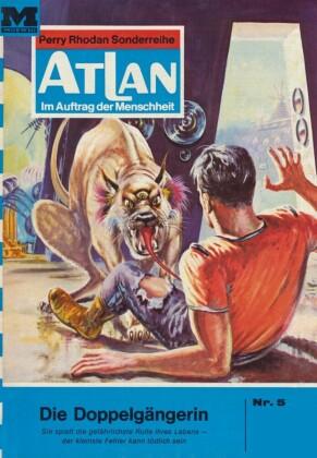 Atlan 5: Die Doppelgängerin
