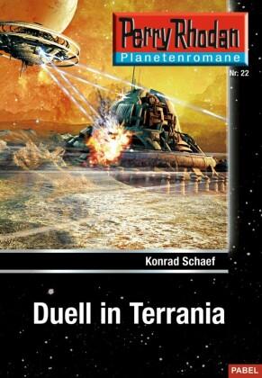 Planetenroman - Duell in Terrania