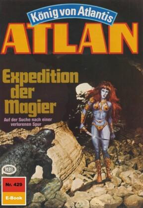 Atlan 429: Expedition der Magier