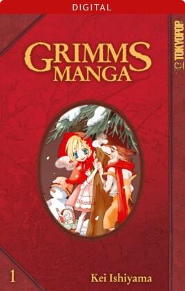 Grimms Manga 01