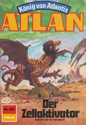 Atlan 423: Der Zellaktivator