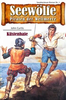 Seewölfe - Piraten der Weltmeere 7