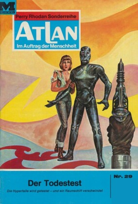 Atlan 29: Der Todestest