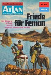 Atlan 107: Friede für Feman