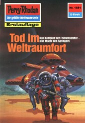 Perry Rhodan - Tod im Weltraumfort (Heftroman)