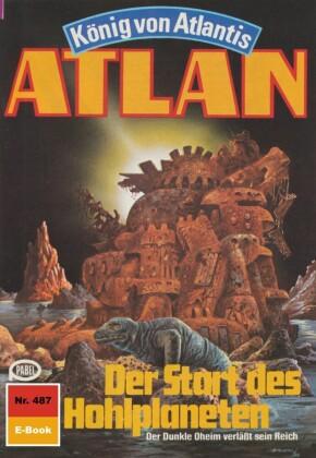 Atlan - Der Start des Hohlplaneten