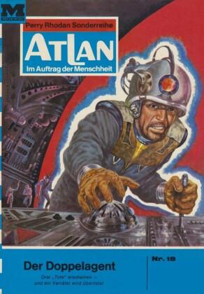 Atlan 18: Der Doppelagent