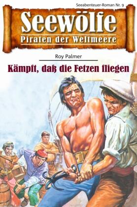 Seewölfe - Piraten der Weltmeere 9
