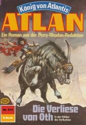 Atlan 374: Die Verliese von Oth