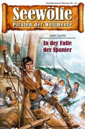 Seewölfe - Piraten der Weltmeere 10