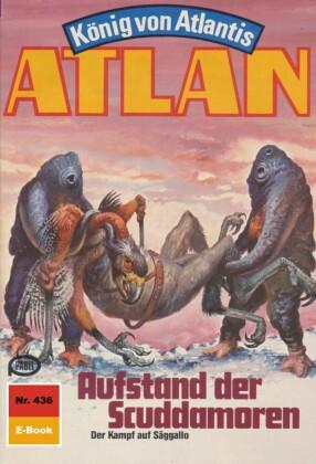 Atlan 436: Aufstand der Scuddamoren