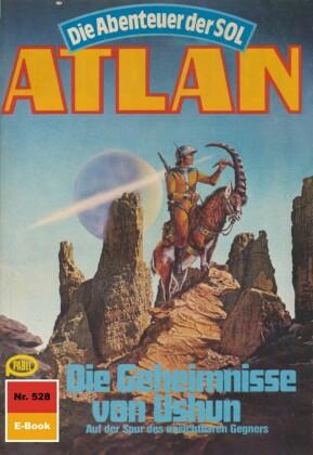 Atlan 528: Die Geheimnisse von Ushun