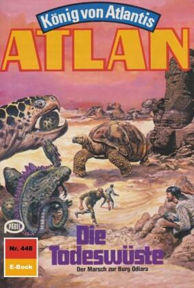 Atlan 448: Die Todeswüste