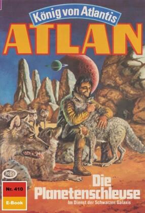 Atlan 410: Die Planetenschleuse