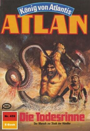 Atlan 459: Die Todesrinne