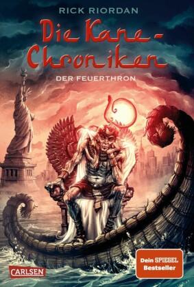 Die Kane-Chroniken 2: Der Feuerthron