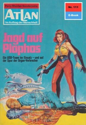 Atlan - Jagd auf Plophos