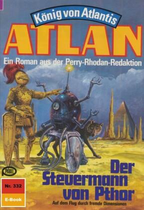 Atlan - Der Steuermann von Pthor