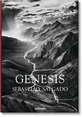 Sebastiao Salgado. Genesis Cover